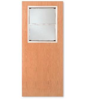 Tyco Fir Flat Panel Combo Douglas Fir
